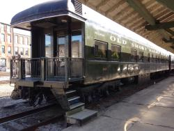 Old Smoky Railway Museum