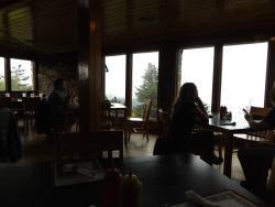 Mt.Mitchell State Park Restaurant