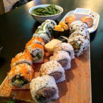 Yakitori & The Sushis