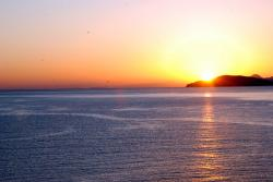 sunrise, my sensor needs cleaning :)