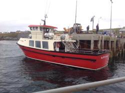 Inishbofin Ferry