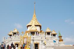 Templo do Buda de Ouro (Wat Traimit)