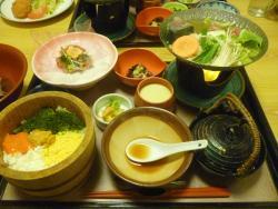 Seafood restaurant Hakata