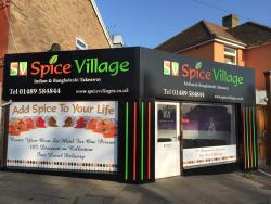 Spice Village Indian And Bangladeshi Takeaway