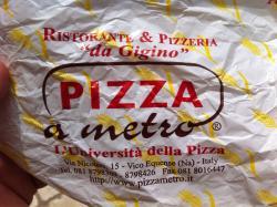 Non più università della pizza!