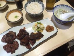Sumiyaki Gyutan Higashiyama Lucua Osaka