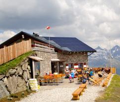 Sonnklarhütte Speikboden