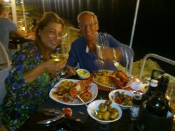 Good food  good company on a nice place ,its all i need