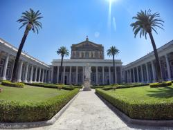 城壁外の聖パウロ大聖堂 / サン・パオロ・フオーリ・レ・ムーラ大聖堂