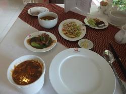 The Lian Hua Restaurant