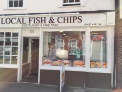‪Local Fish and Chips‬