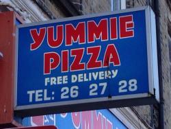 Yummie Pizza
