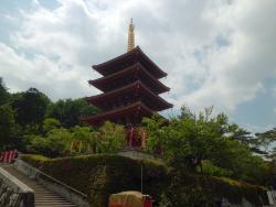 Kuil Kongoji (Takahata Fudoson)