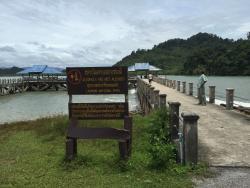 Laem Son Marine National Park