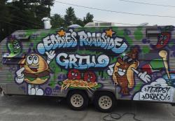 Eddie's Roadside Graffiti Grill