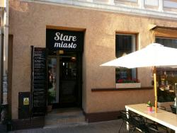 Stare Miasto Pizza Place