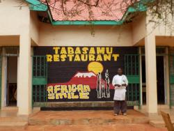 The New African Smile Tabasamu Restaurant