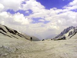 Nichinai Pass