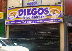 ‪Diego's Fried Chicken‬