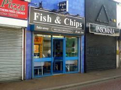 Tanan's Fish & Chips
