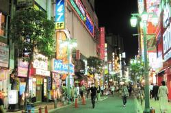 新宿黃金美食街