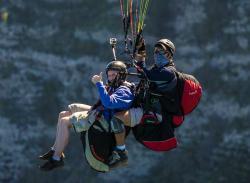O'ahu Hawaii Tandem Paragliding