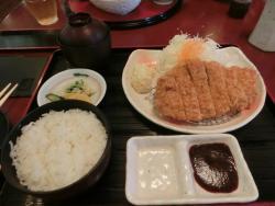 Tonkatsu Restaurant Katsuretsutei Choricho