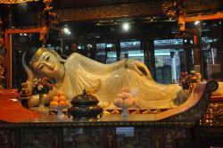 Shanghai Yufo Temple
