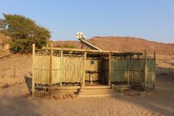 Okarohombo Camp Site