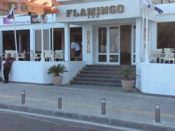 Flamingo Beach Hotel Restaurant
