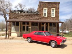 Sandstone Saloon