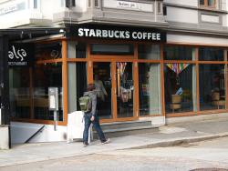 Starbucks Neumanns gate