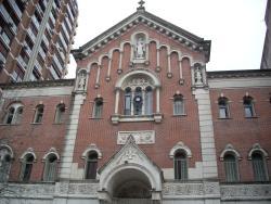Iglesia Corazon Eucaristico de Jesus