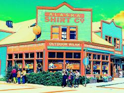 Alaska Shirt Company - Skagway