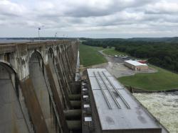 Pensacola Dam