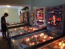 Dells Pinball Arcade Museum