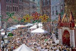 "Boston's ""Politically Incorrect"" North End Food Tour"