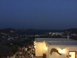 Panoramica del ristorante