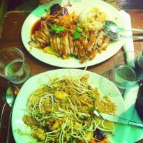Horapa wok