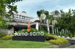 사마-사마 호텔, 케이엘 인터내셔널 에어포트