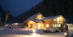 Huttenhotel Husky Lodge