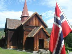 Rollag Stave Church