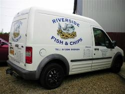 ‪Riverside Fish & Chips‬