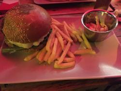 Doodle Burger Bar