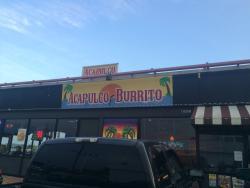 Acapulco Burrito Mexican Restaurant