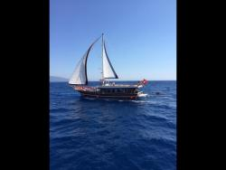 Grand Burak Sailing Boat