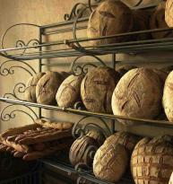 Vintage bistro Le pain