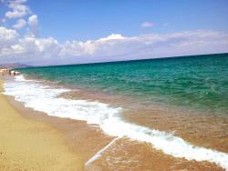 Spiaggia Cupido di Sant'Andrea Apostolo dello Ionio