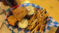 Scalawag's Whitefish & Chips