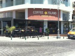 Coffee Island Phinikoudes
